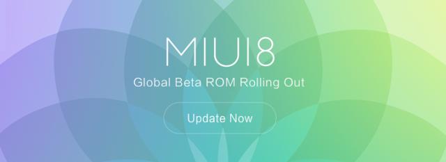 Download MIUI 8 Global Beta ROM 6.7.5