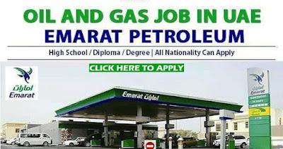 Latest Jobs in Emarat Petroleum Dubai