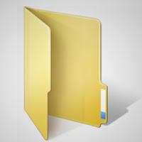 Gambar Folder