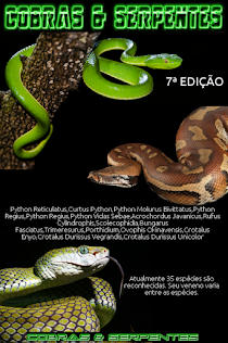 E BOOK  Cobras Serpentes Vol 7