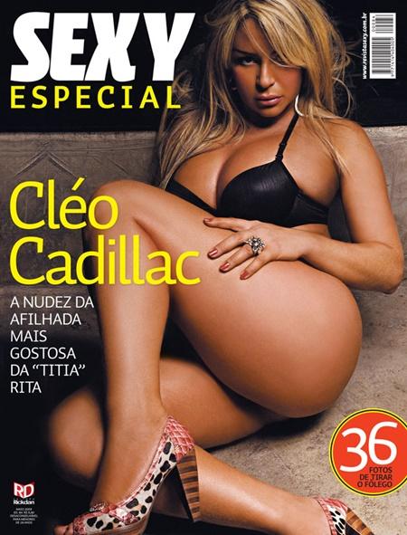 Cleo Cadillac nua