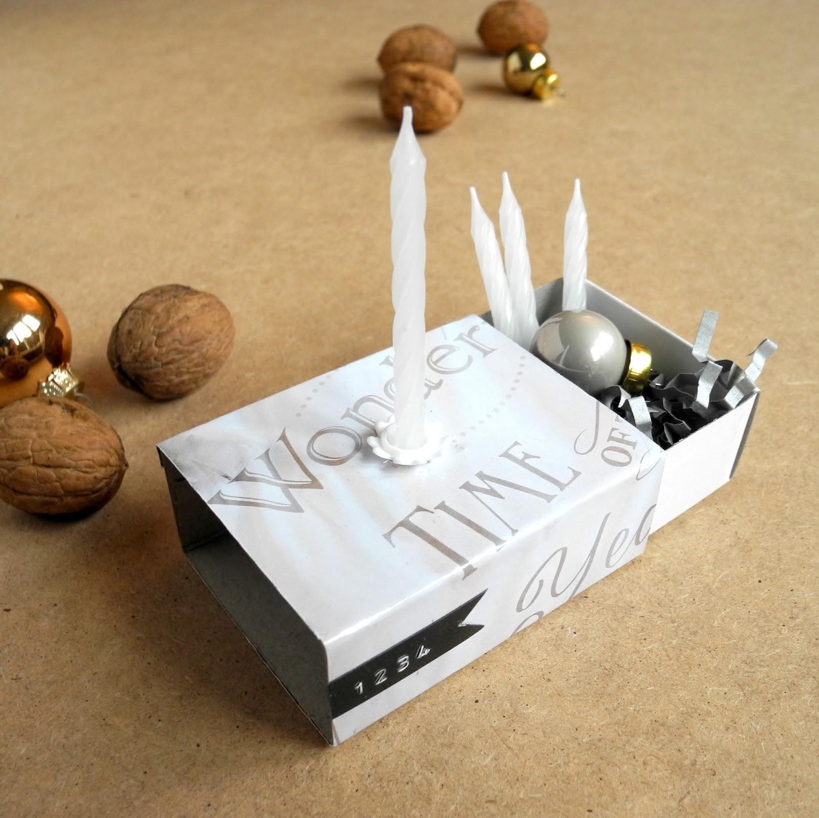 Mini adventskranz