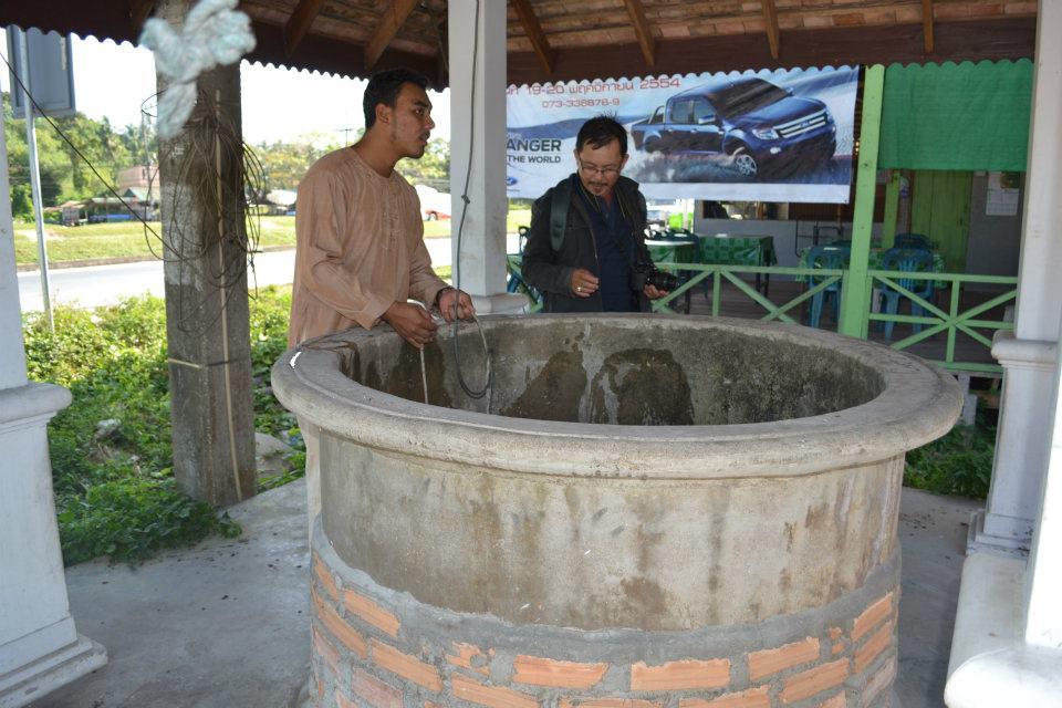 Ex Mpg Kota Kinabalu Telaga Hang Tuah Di Krisik Patani