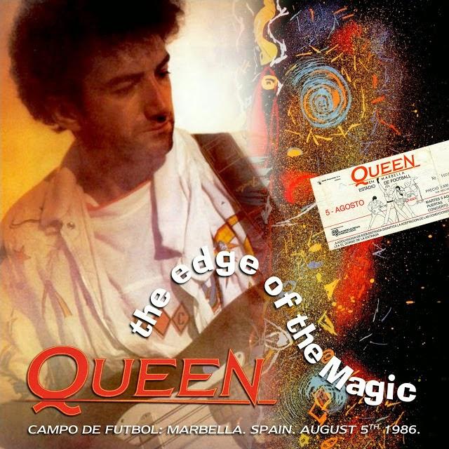 Queen - Marbella 1986