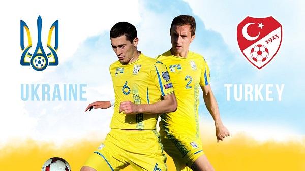 Ukraina vs Turki