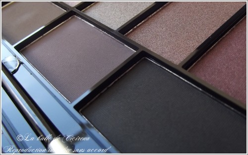 Palette mua, MUA LUXE PRETTY EDGY EYE SHADOW PALETTE REVIEW