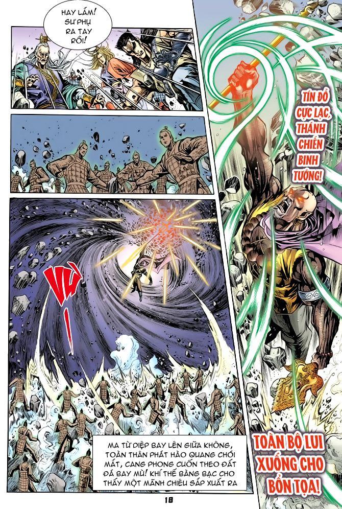 Đại Đường Uy Long chapter 56 trang 18