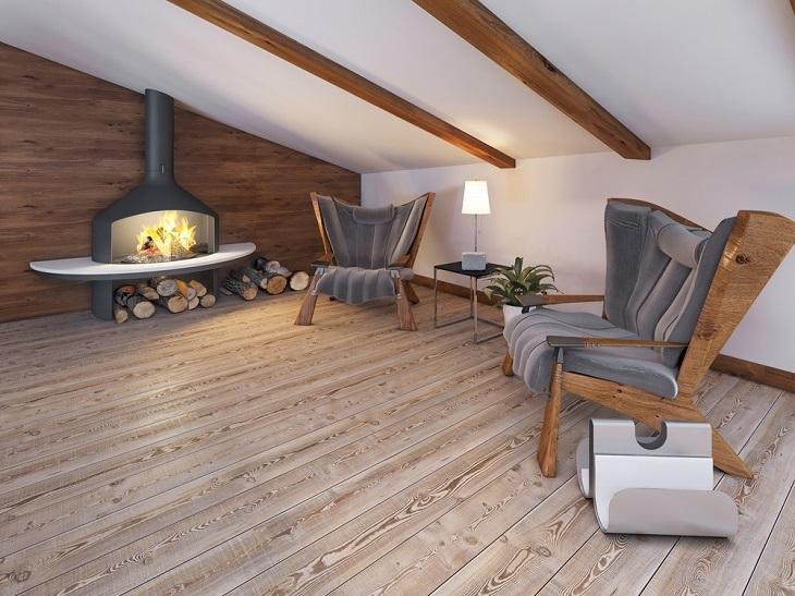 wooden-heater