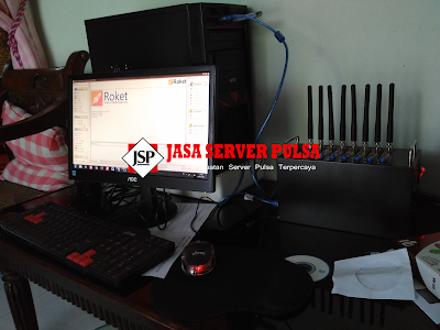 Usaha Server Pulsa Bagi Pemula