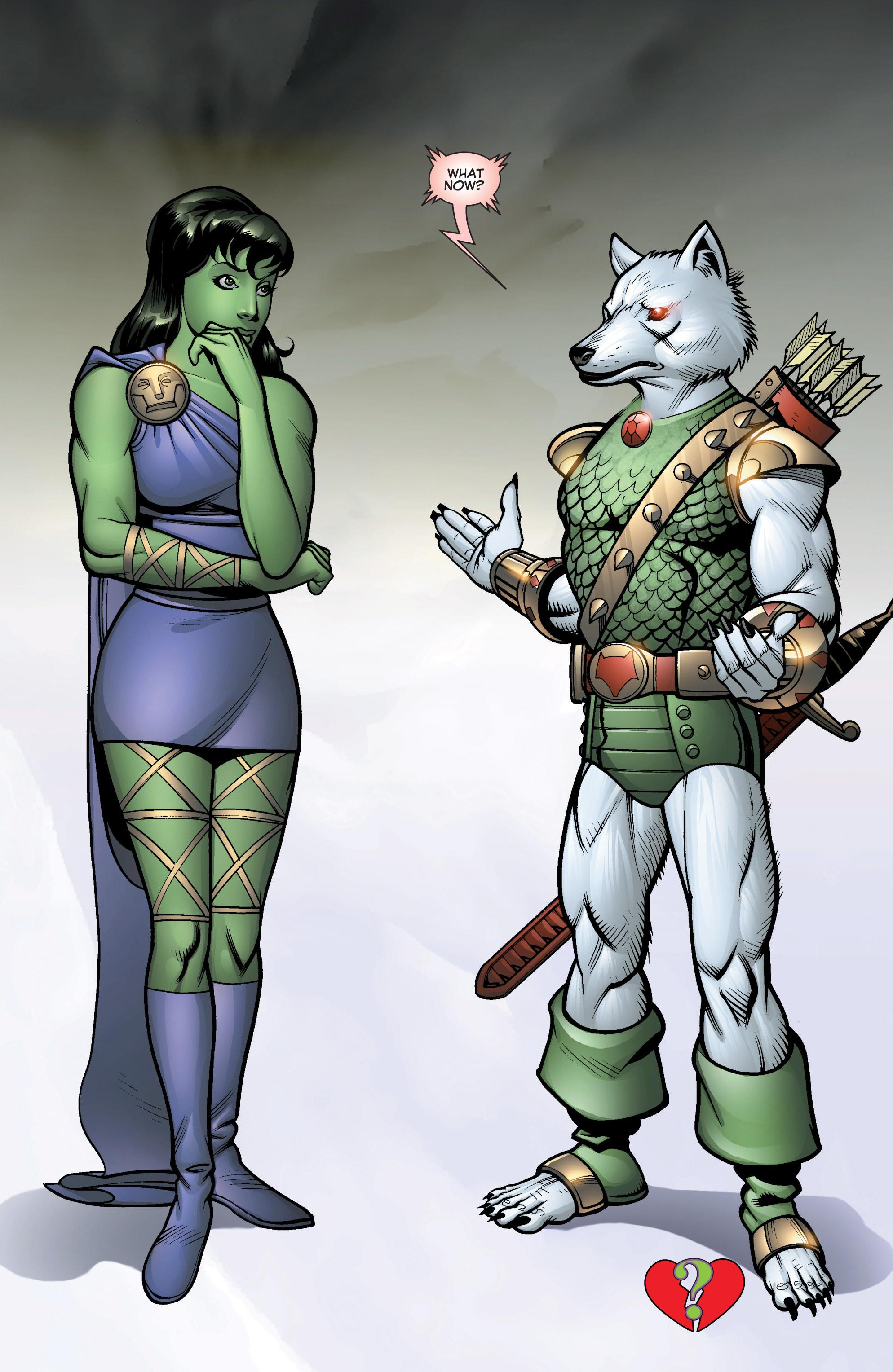 Read online She-Hulk (2005) comic -  Issue #13 - 24