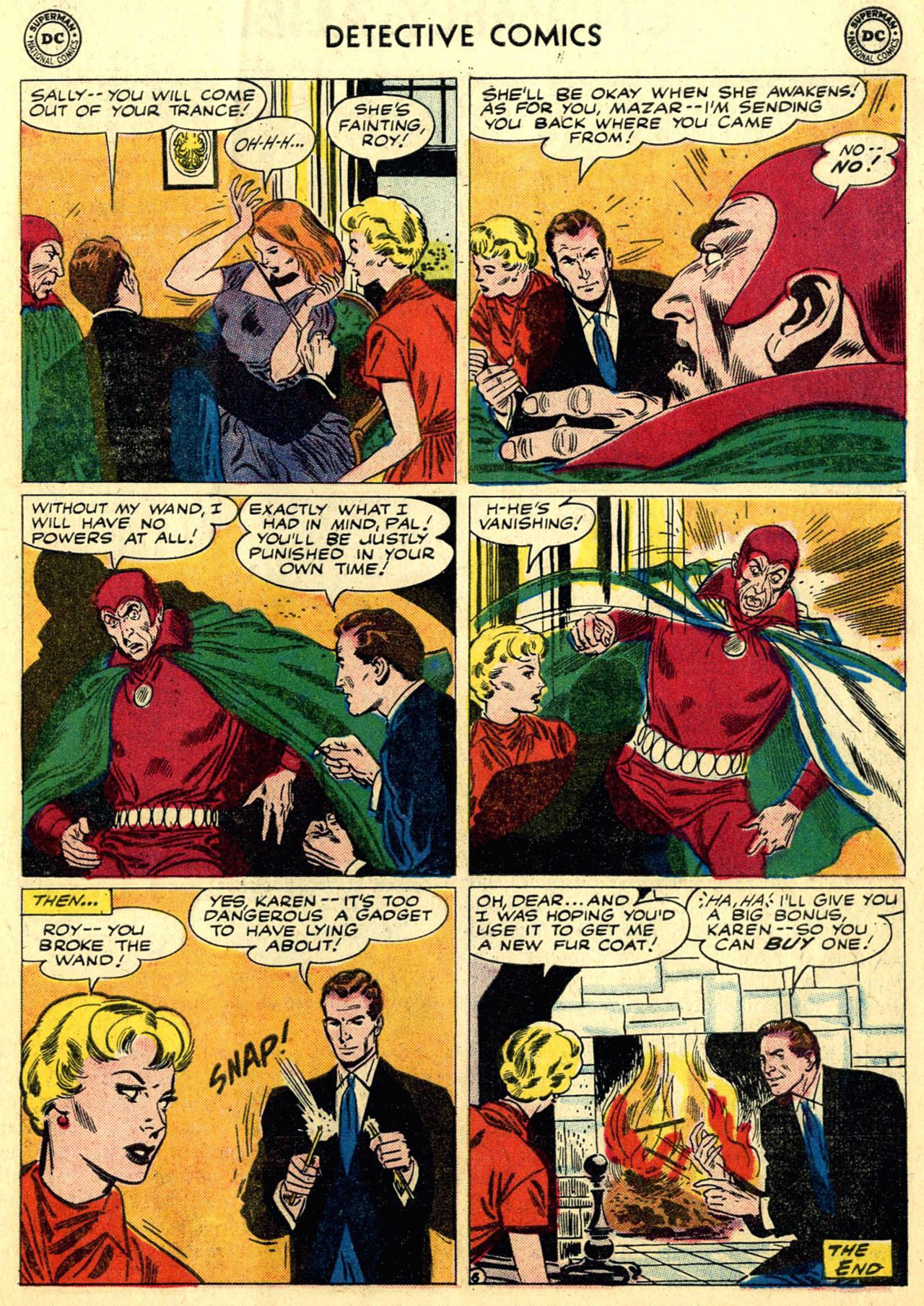 Detective Comics (1937) 281 Page 22