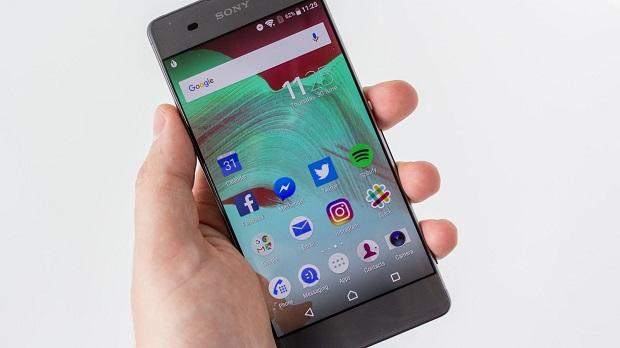 Wow ! Ponsel Smartphone Terbaru Sony Xperia XA (2017) Punya Kamera 23MP