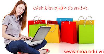 cách bán quần áo Online hiệu quả
