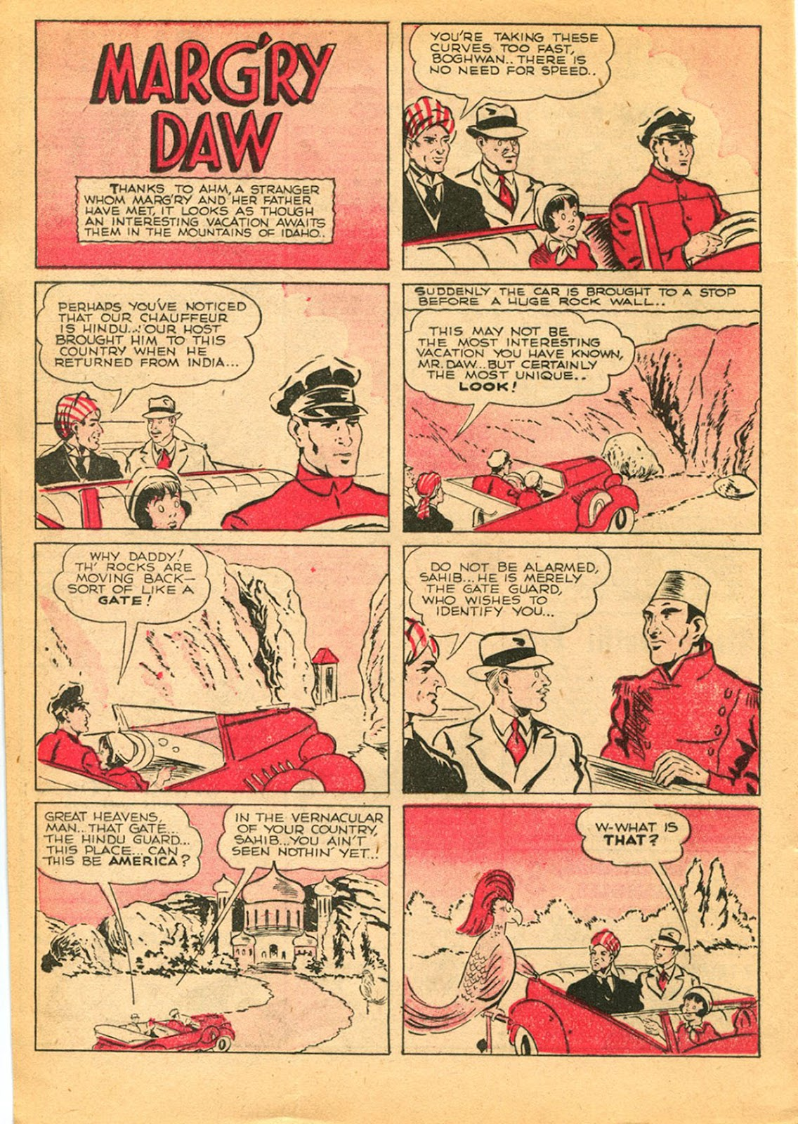 More Fun Comics issue 43 - Page 46
