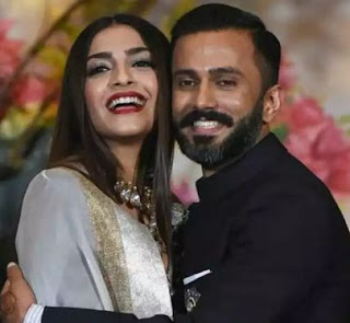 Sonam Kapoor Family Husband Son Daughter Father Mother Marriage Photos Biography Profile.