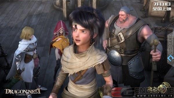 Dragon Nest: Warriors - VietSub (2014)