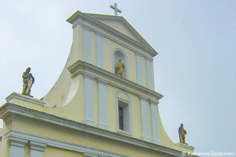 Catedral de San Juan Bautista Romantic Getaway to Puerto Rico for Couples