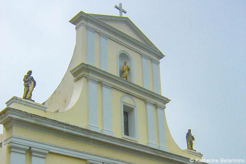 Catedral de San Juan Bautista Romantic Getaway to Puerto Rico for Couples