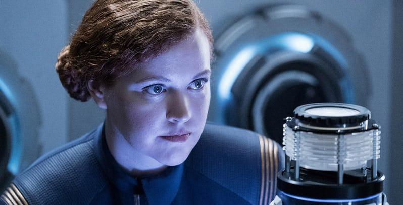 Trailers: Star Trek: Discovery 'Runaway' Short Film Teaser