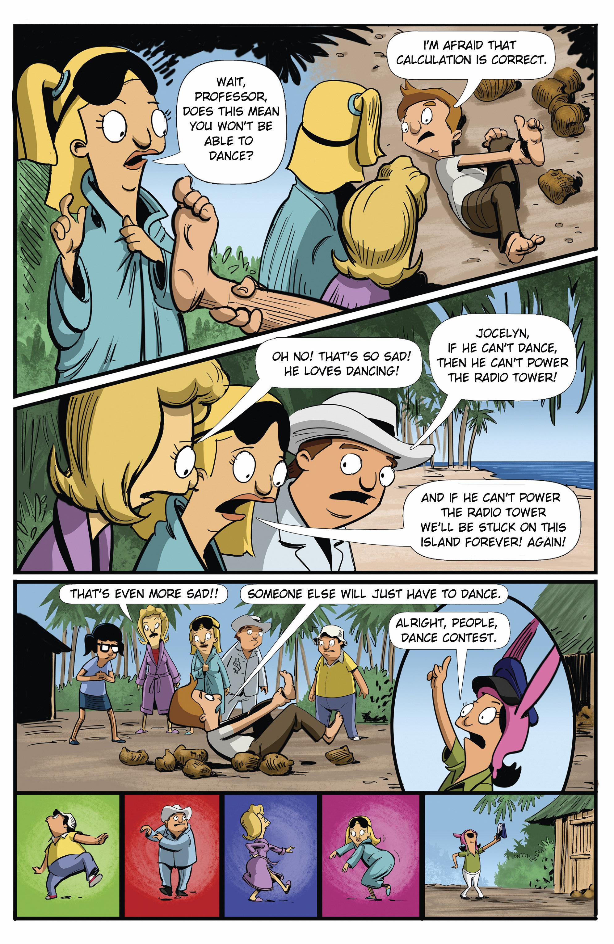Bob's Burgers (2015) Issue #9 #9 - English 8