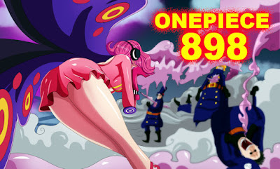 REVIEW ONEPIECE 898