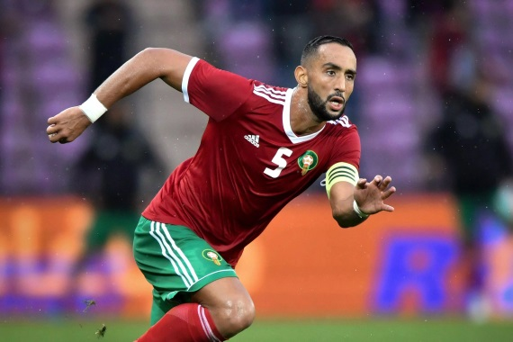 Medhi Benatia is Morocco's key player