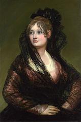 Doña Isabel de Porcel, by Goya