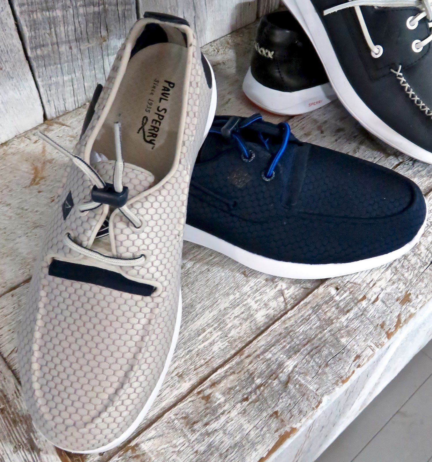 6d85ae73d330e Sojourn 2-Eye Molded Mesh  100-sneaker boat shoe hybrid w  molded one piece  mesh upper-with ez on off toggle closure