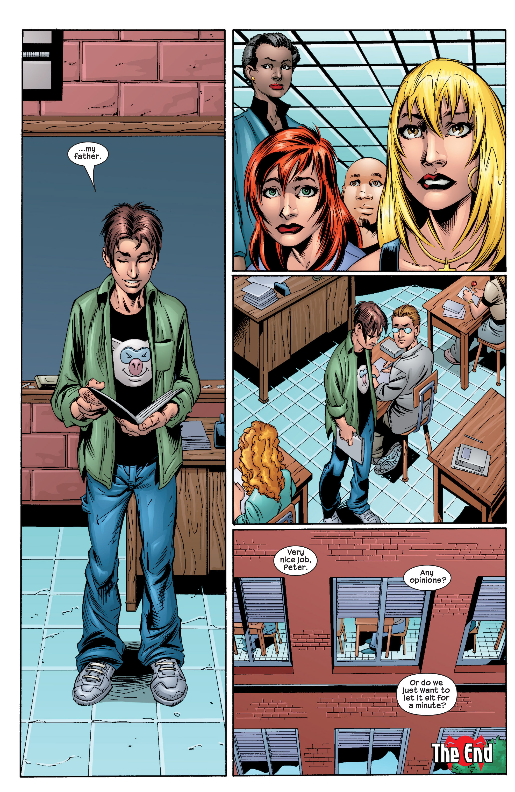 Read online Ultimate Spider-Man (2009) comic -  Issue #150 - 94
