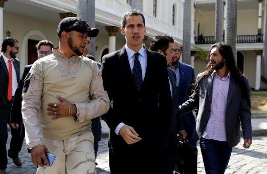 Revés para EE.UU.: Mayoría de directiva del FMI no reconoce a Juan Guaidó