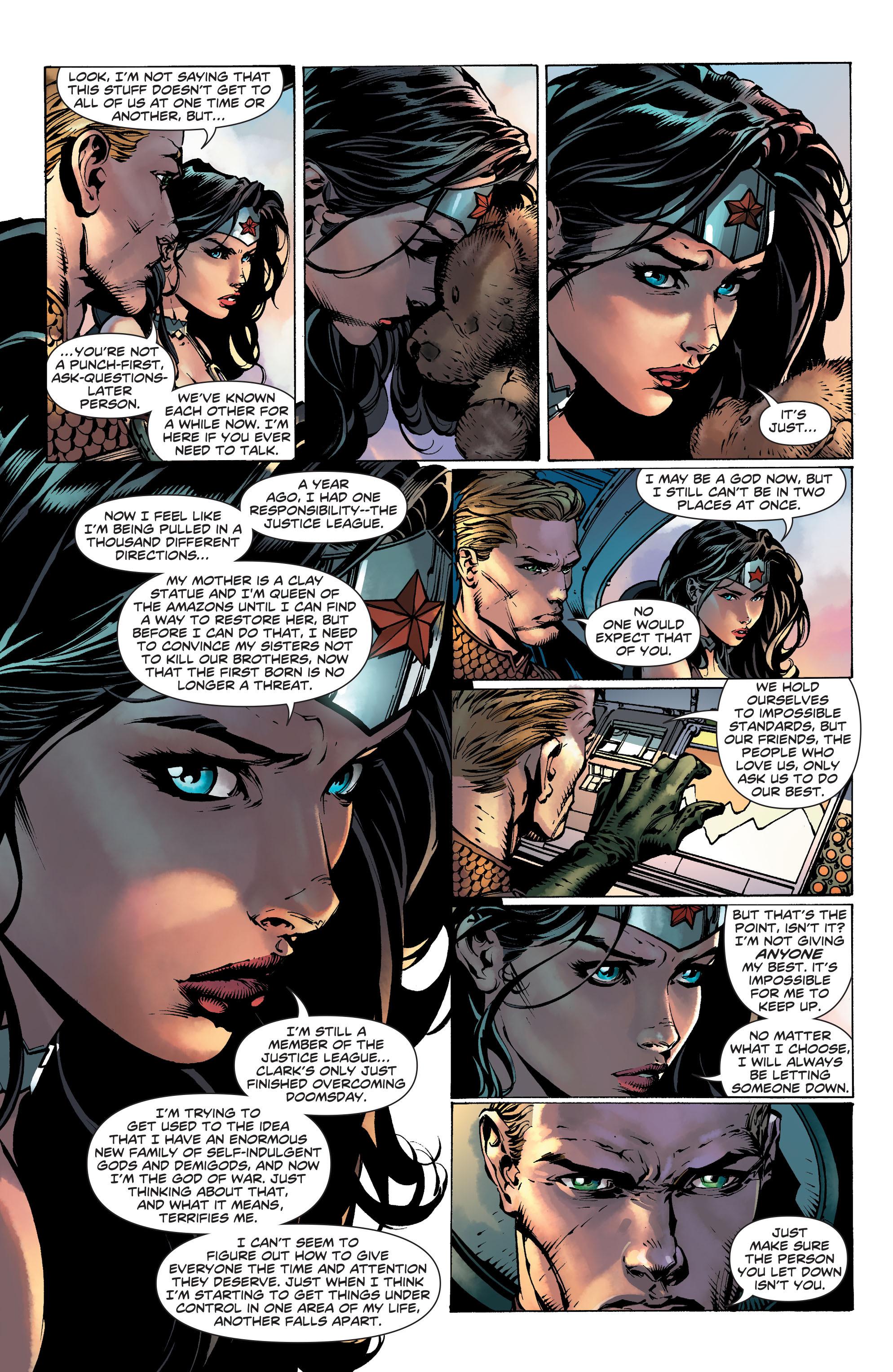 Read online Wonder Woman (2011) comic -  Issue #36 - 17