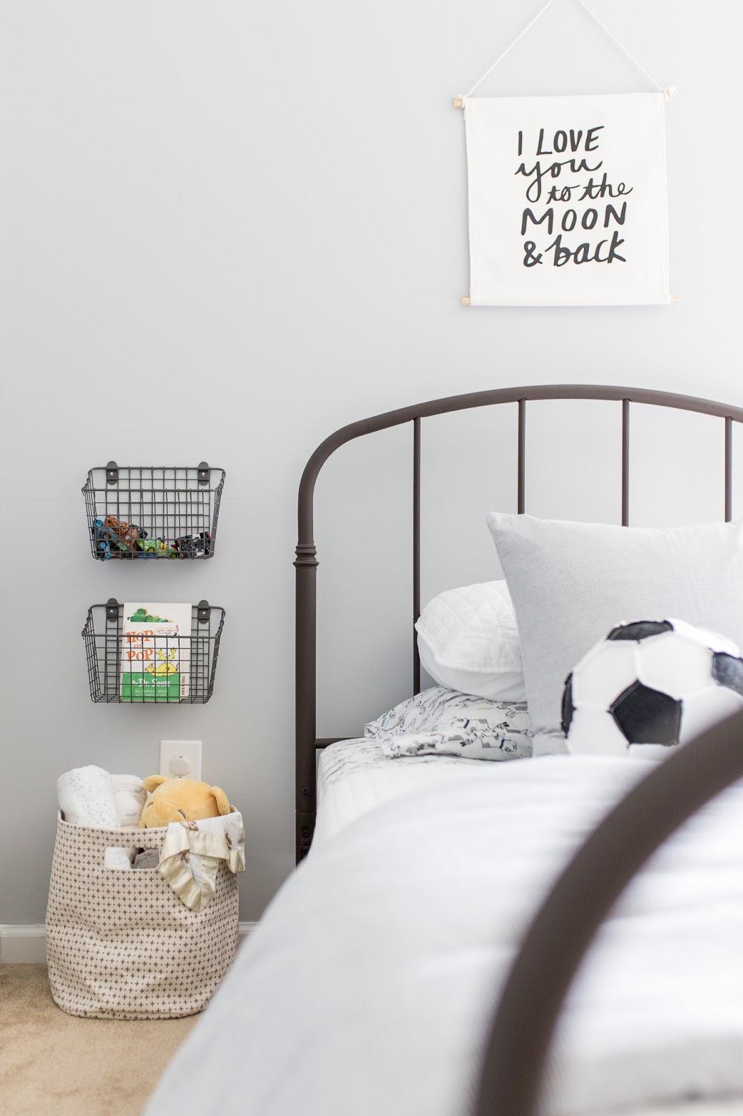 Big Boy Bedroom Reveal Home Sweet Ruby