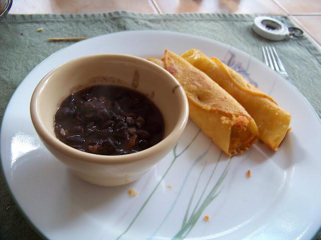 Chicken Taquito's