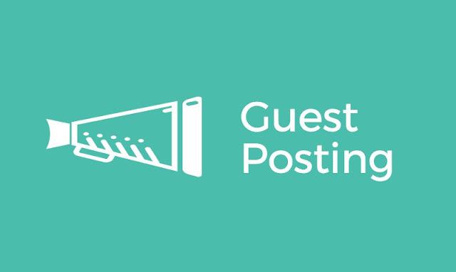 Menulis Konten Guest Posting di Situs Lainnya