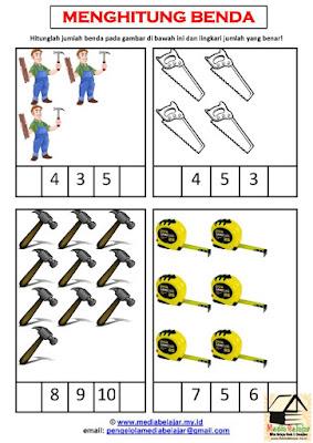 Menghitung Benda Bagian 5