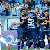 Grêmio martela Cavalieri, marca no fim e vence o Fluminense por 1 a 0 na Arena