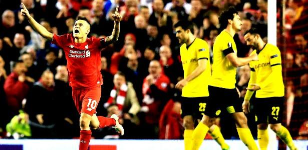 Milagre Liverpool 4x3 Borussia Dortmund