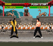 Jogo Mortal Kombat (Blood Patch) SNES Game Online Gratis