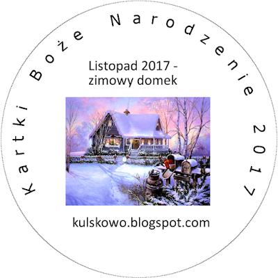 Kartki Boże Narodzenie 2017 - listopad