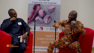 Why I Will Never Support The Demand For Biafra – Charly Boy Speaks Up At Igbo Conference In London [Video]