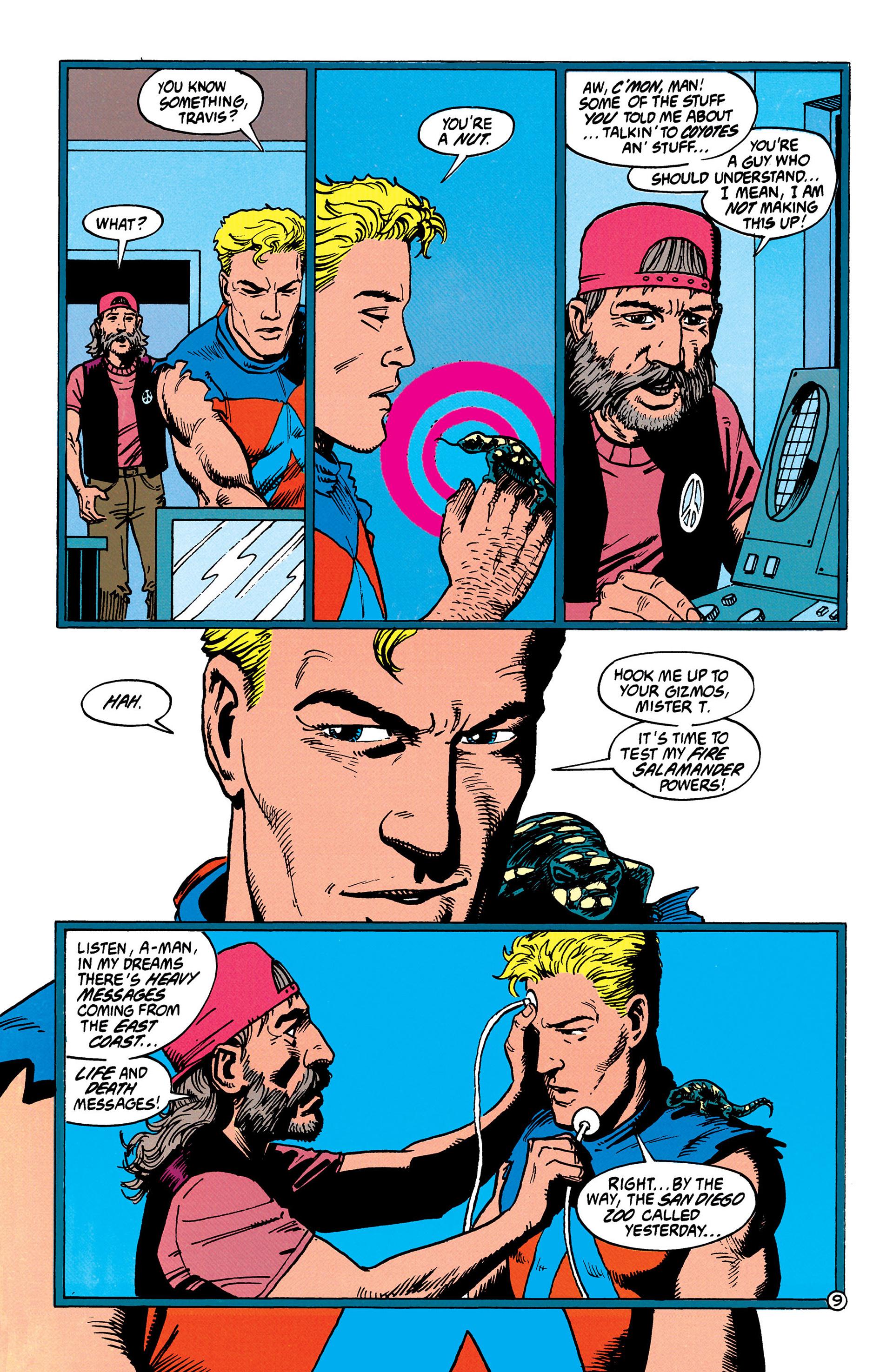 Read online Animal Man (1988) comic -  Issue #37 - 10