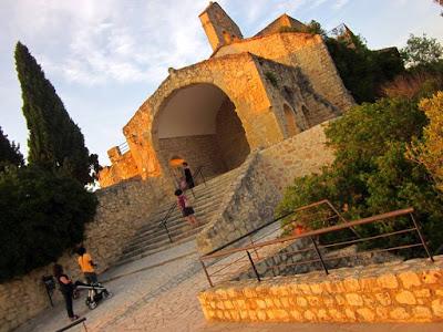 Iglesia parroquial de Castellet