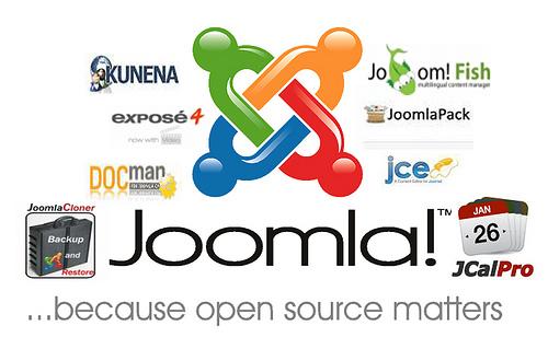 Cara Instal Components Joomla Terbaru