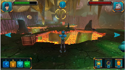 Slugterra Dark Water V1.6.3 Apk MOD Lots of Money