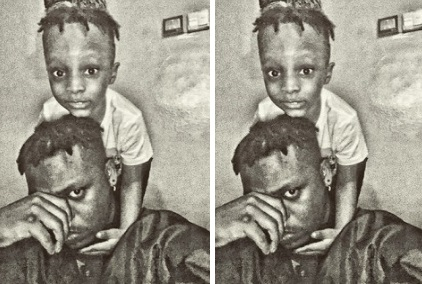 Olamide Son Pictures