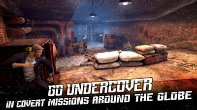 Download Mission Impossible RogueNation Apk v1.0.4 (Mod Money) Free