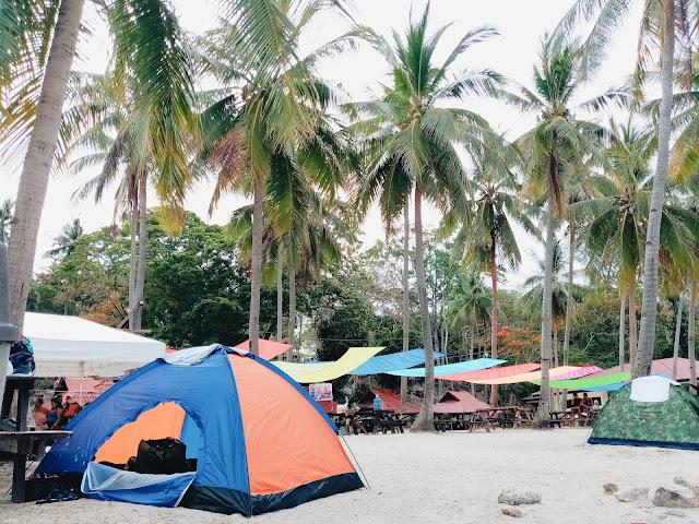 Dalaguete Beach Park Cebu, Philippines