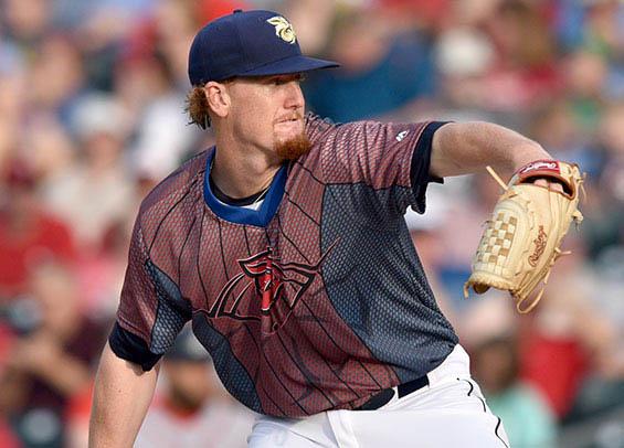 Philadelphia Phillies prospect Tom Eshelman