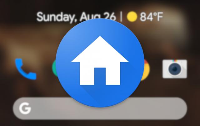لانشر خيالي للحصول على Pixel Launcher الخاص بهواتف جوجل على أي هاتف تريد !