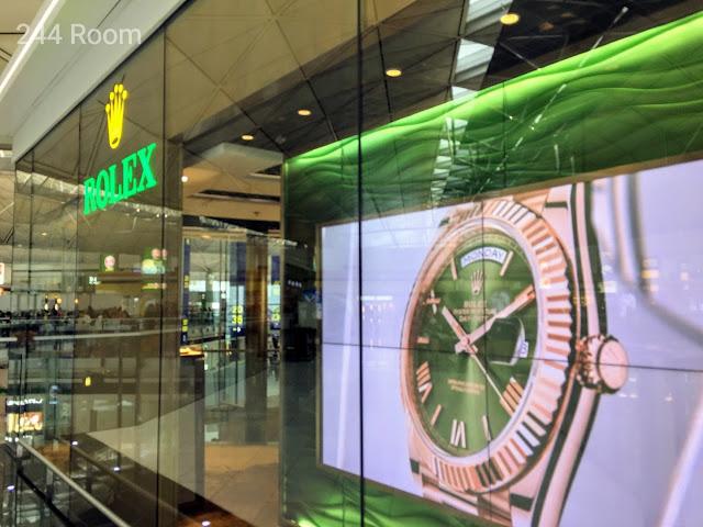 ロレックスストア香港 Rolex store HK